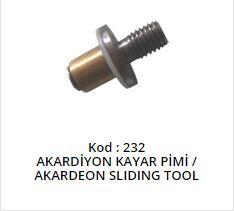 Akardeon Sliding Tool