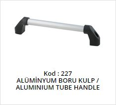 Aluminium Tube Handle