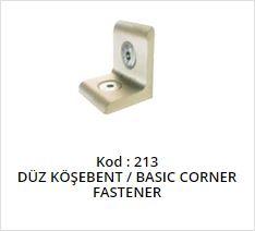 Basic Corner Fastener