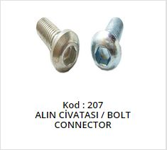 Bolt Connector