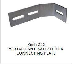 Floor Connecting Plate