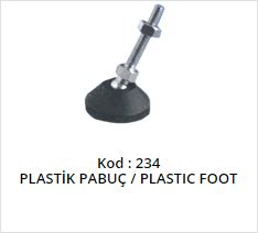 Plastic Foot