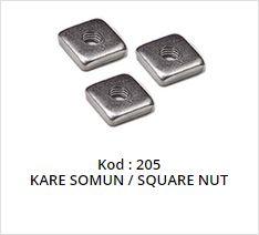 Square Nut