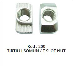 T Slot Nut