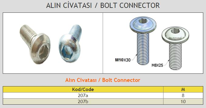 Bolt Connector