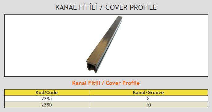 Cover Profile