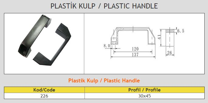 Plastic Handle