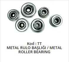 Metal Roller Bearing