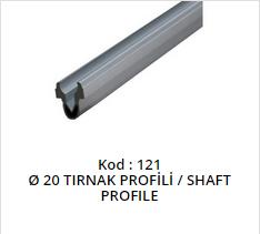 Shaft Profile